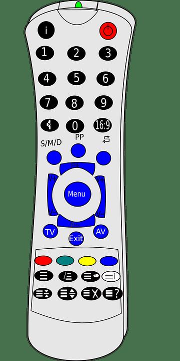 Telekom távirányító
