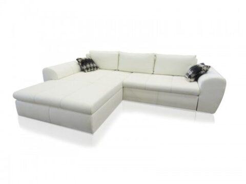 műbőr kanapé