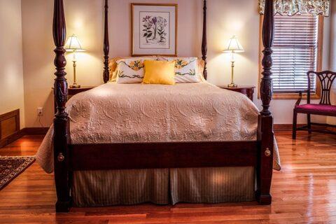 Puha ágytakaró