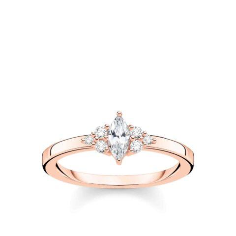 Thomas Sabo ezüst és aranyozott gyűrűk