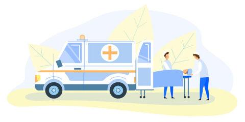 betegszállítás rendelés