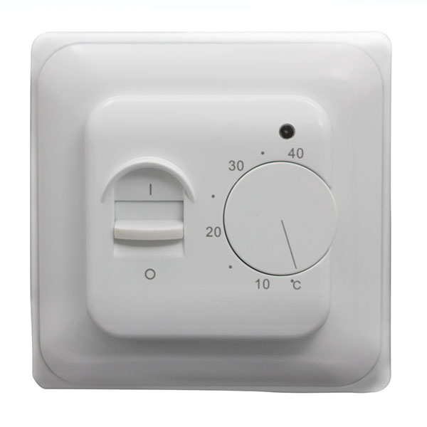 elektromos padlófűtés termosztát